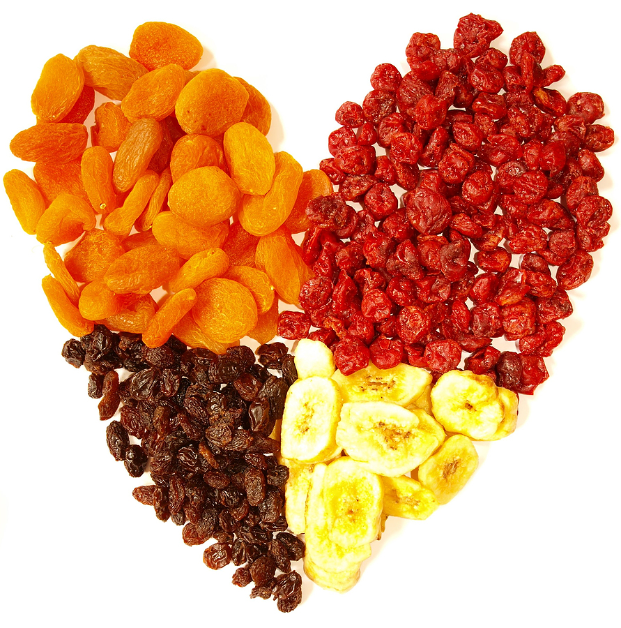 is dry fruit healthy super fruit