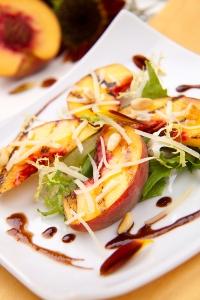 Peaches-Salad