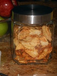 Cinnamon Sweetened Apple