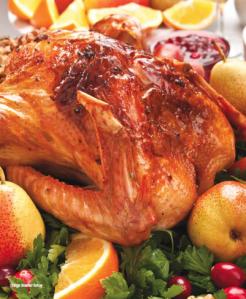 thanksgiving rotisserie turkey