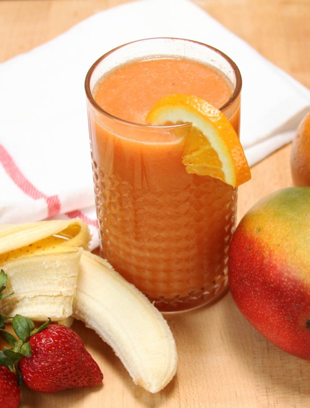 Summer Sunshine Juice