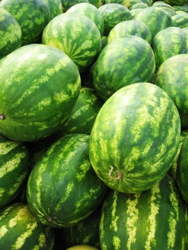 Tips For Picking Watermelon