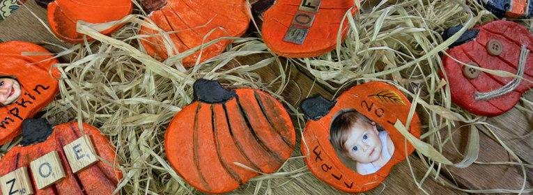 Fun Craft Pumpkins!