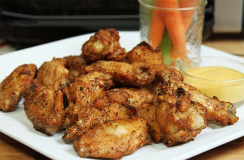 Tequilla Lime Chicken Wings