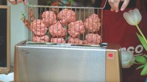 Beef Sliders Ronco Grill Paja Sanchez