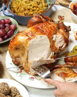 Rotisserie Turkey Recipe