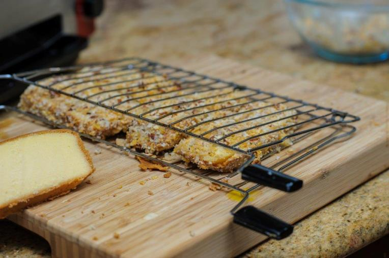 Pecan Sour Cream Pound Cake Recipes — Dishmaps