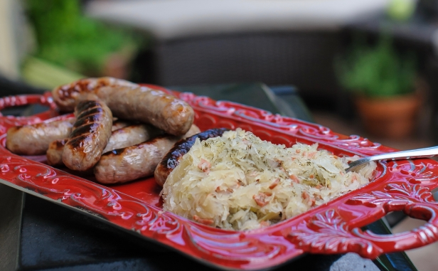 grilled-sausages-indoor-grill