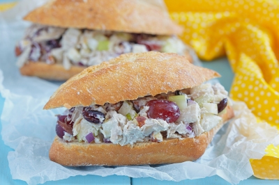 Ronco Chicken Salad Sandwich